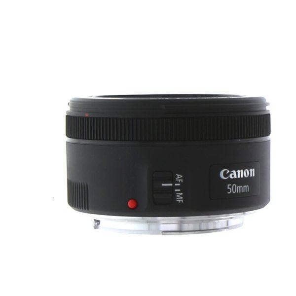 EF 50mm f1.8 STM Lens