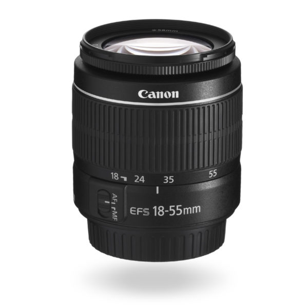 EF S 18 55mm f 3.5 5.6 III Hero