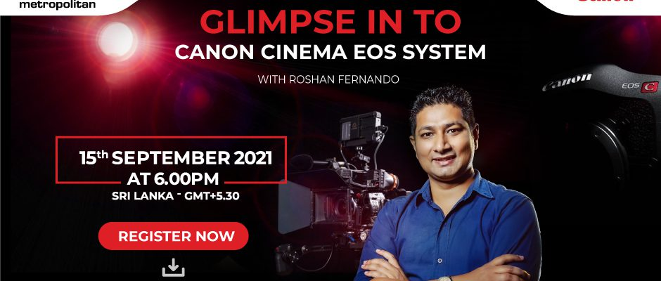Glimpse in to Canon Cinema EOS System_E-Flyer 800x1200